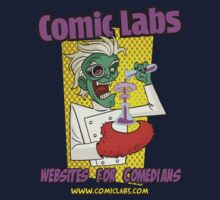"Comic Labs ""clean"" shirt by kevincease"