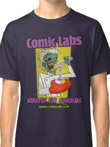 "Comic Labs ""clean"" shirt Classic T-Shirt"