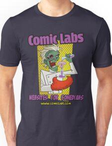 "Comic Labs ""clean"" shirt Unisex T-Shirt"