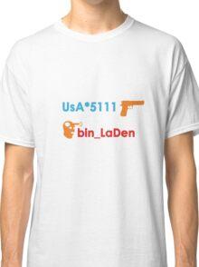 Counter Terrorists Win Classic T-Shirt