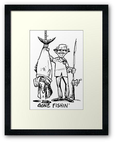 Gone Fishin' by OscarEA