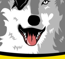 Diamond Dog Sticker