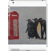 Cold Call iPad Case/Skin