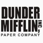 The Office - Dunder Mifflin by Earth-Gnome