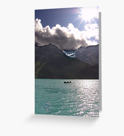 All that Glitters.. Greeting Card