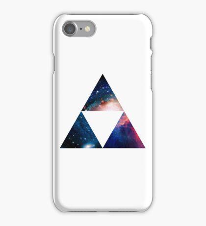 Galaxy Tri-Force iPhone Case/Skin