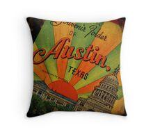 Austin Throw Pillow