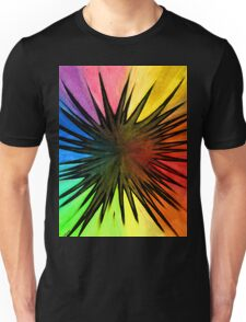 """""""Rainbow Splat"""" Clothing Unisex T-Shirt"""