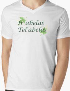 Ir abelas Tel'abelas - I'm Sorry I'm not sorry Mens V-Neck T-Shirt