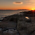 Ballast Bank, Troon, Ayrshire. by Paul Messenger