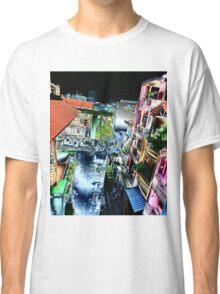 Colourful Saigon Classic T-Shirt