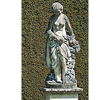 Garden Maiden Photographic Print
