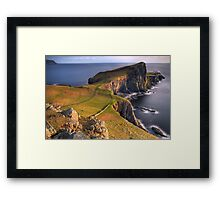 Neist Point (2) Framed Print