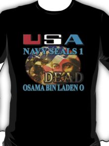 Osama Bin Laden is Dead T-Shirt