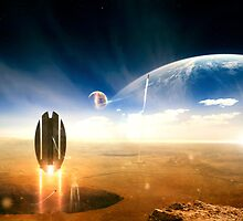 Idea from Star Trek by StocktrekImages