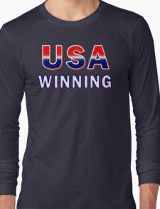 USA Winning Long Sleeve T-Shirt