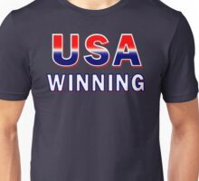 USA Winning Unisex T-Shirt