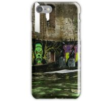 Gutted factory roof iPhone Case/Skin