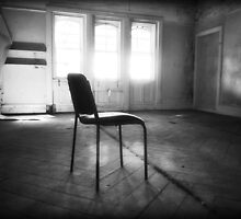 Room with a chair by Nicola Smith