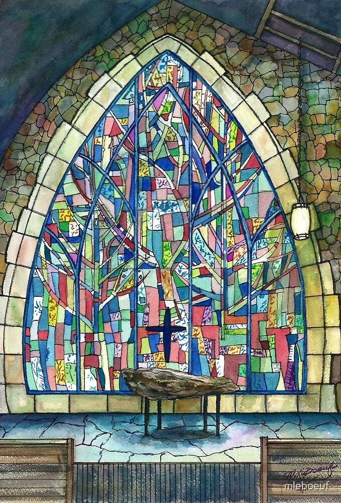 Stillness Of Faith by mleboeuf