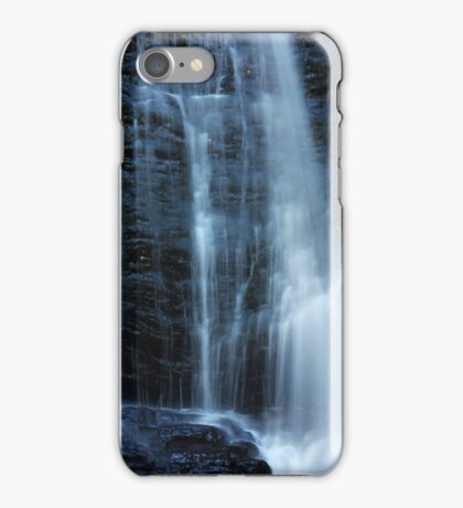 Moss Glen Falls 3 iPhone Case/Skin