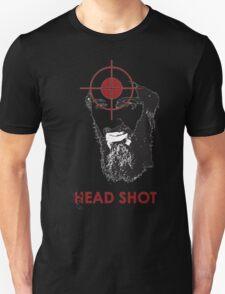 Head Shot ver. 2 Unisex T-Shirt