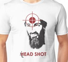 Head Shot ver. 2 Unisex T-Shirt