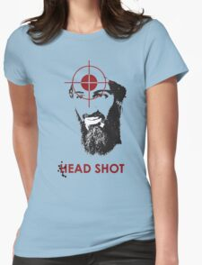 Head Shot ver. 2 Womens Fitted T-Shirt
