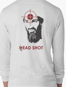 Head Shot ver. 2 (Hoodie) Long Sleeve T-Shirt