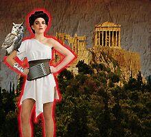Athena by Gal Lo Leggio