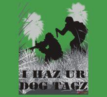 I Haz Ur Dogtagz  by MojoStaplegun