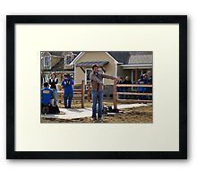 Home Extreme makeover edition season 3 | episode 17  Framed Print
