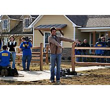 Home Extreme makeover edition season 3 | episode 17  Photographic Print