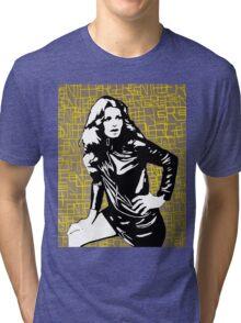 Sixties vamp Tri-blend T-Shirt