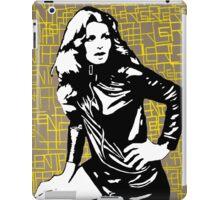 Sixties vamp iPad Case/Skin