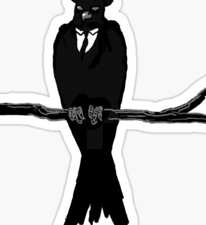 Mr. Kite Sticker