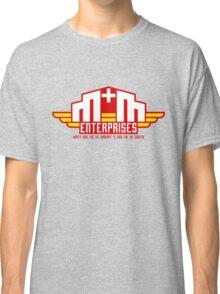 M&M Enterprises (Wings) Classic T-Shirt