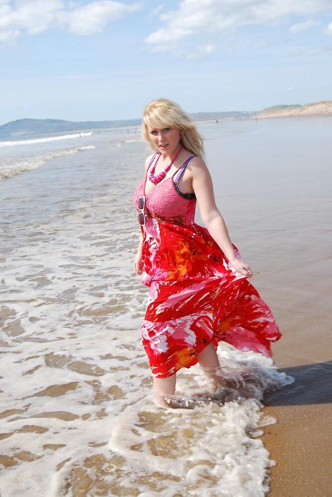 zoe beach beauty, 2 by cool3water