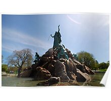 The Moses Fountain Poster