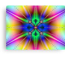 Cosmic Super Information Highway Canvas Print