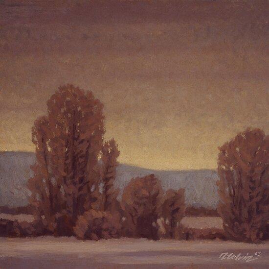 December Whisper by Rob Colvin