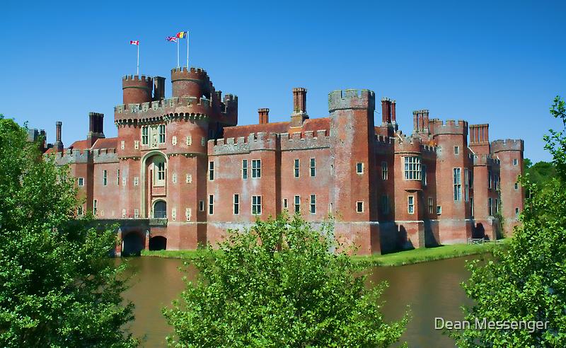 Herstmonceux Castle by Dean Messenger