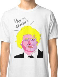 Boris Johnson Classic T-Shirt