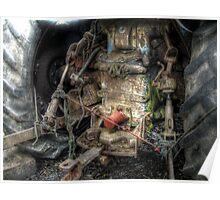 Broken Tractor - Skippool Creek Poster