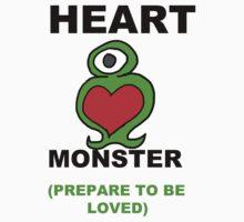 HEARTMONSTER by saintjay