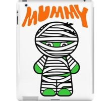 MUMMY iPad Case/Skin