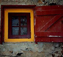 Windows Around The World 1 by Roddy Fitzgerald
