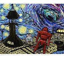 Van Gogh- The Black Hole  Photographic Print