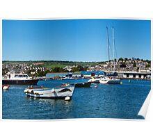 Teignmouth Harbour 2 ~ Devon Poster