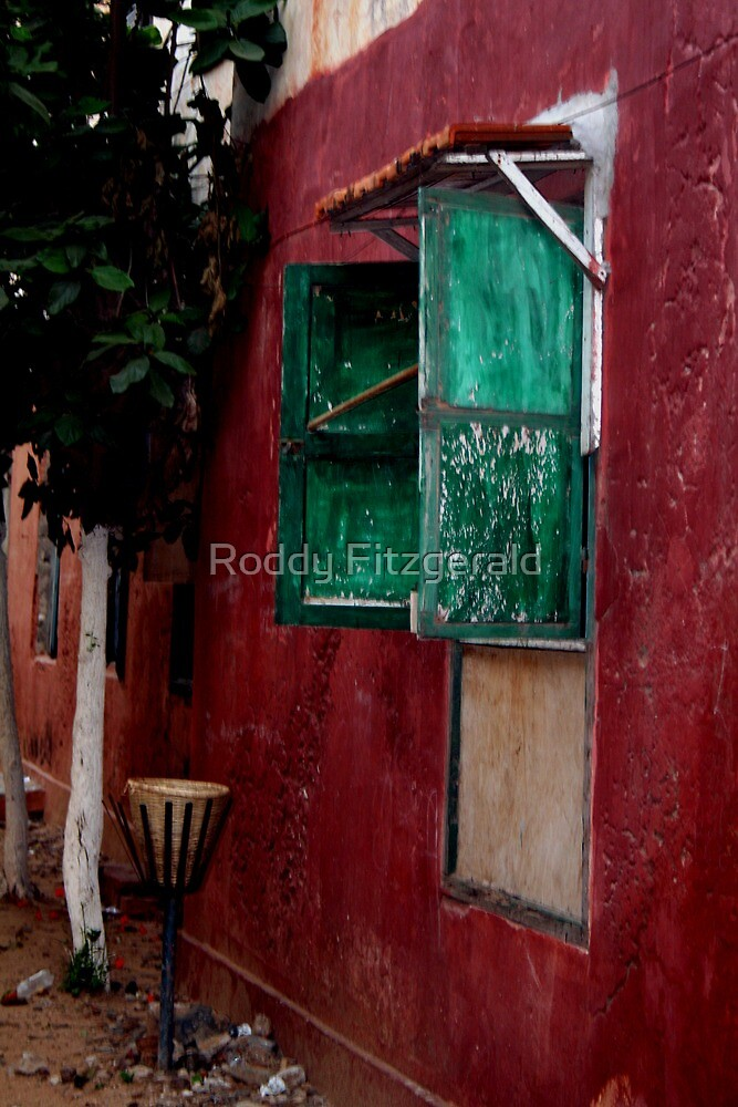 Windows Around The World 2 by Roddy Fitzgerald